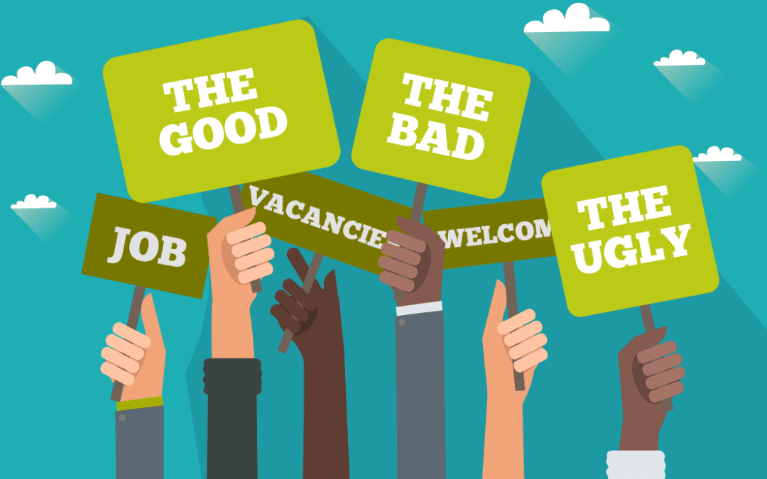 The good, the bad and the ugly of career center networks.