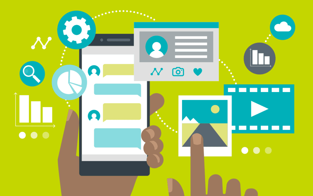 Mobile apps:Your small-staff association's key toeffective member engagement