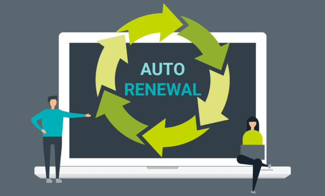 Best practices for auto-renewal to increase renewal rates