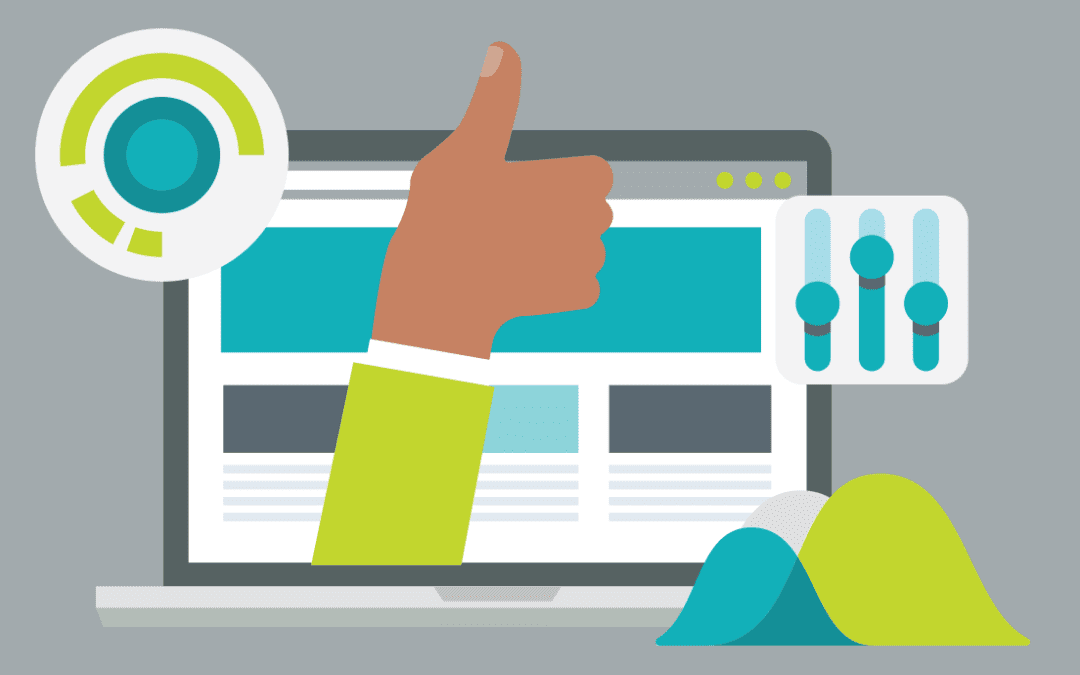 Attract and engage members with a modern website design