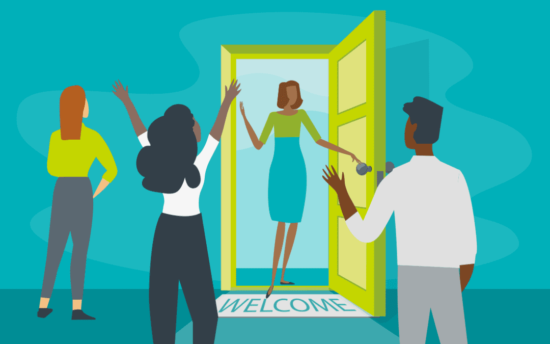Use your association's online member community to open the door to non-members